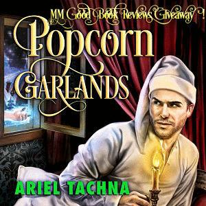 Ariel Tachna - Popcorn Garlands Square gif