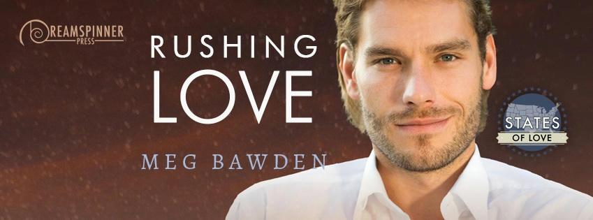 Meg Bawden - Rushing Rush Banner