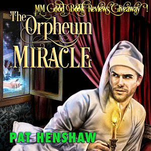 Pat Henshaw - The Orpheum Miracle Square gif