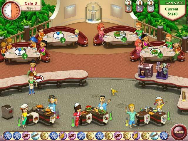 Amelie's Cafe - Summer Time ภาพตัวอย่าง 03