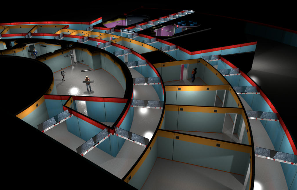 Sweet Home 3D Forum - View Thread - Building The Starship ...