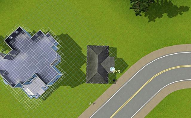 [Débutant] - Du carré à la maison victorienne - La maison bleue 7o6q248ucknpyzbzg