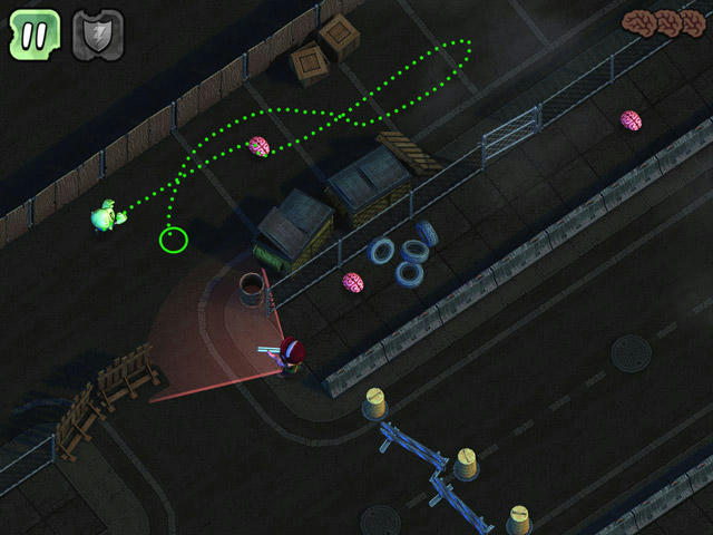 Plight of the Zombie ScreenShot01
