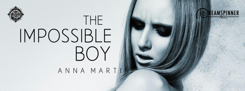 Anna Martin - The Impossible Boy Banner