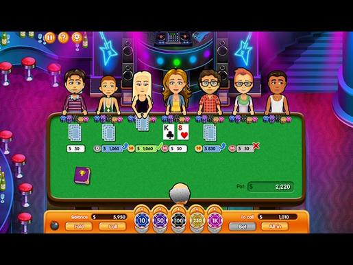 Hometown Poker Hero ภาพตัวอย่าง 03