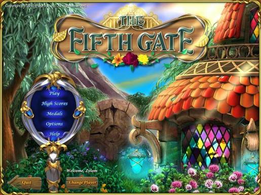 The Fifth Gate ภาพตัวอย่าง 01