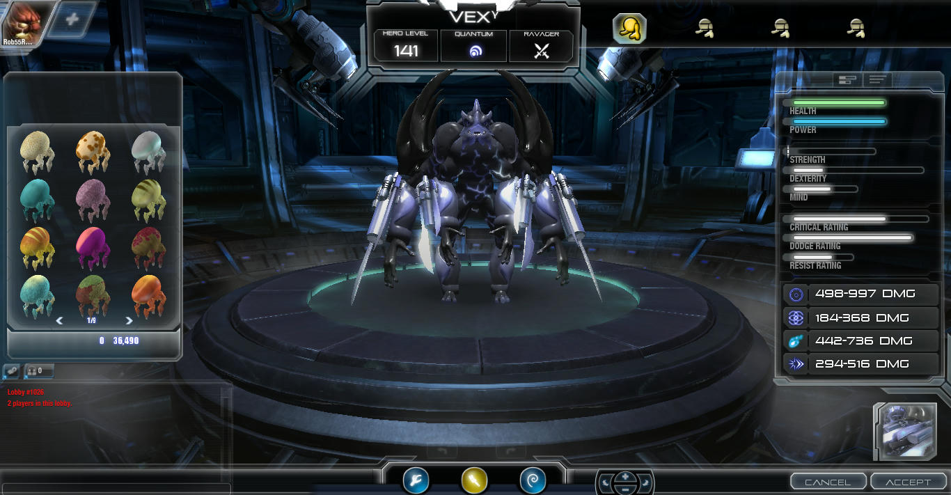[Darkspore] The DarkSPORE Creature Editor Zrk84qwfcq05787zg