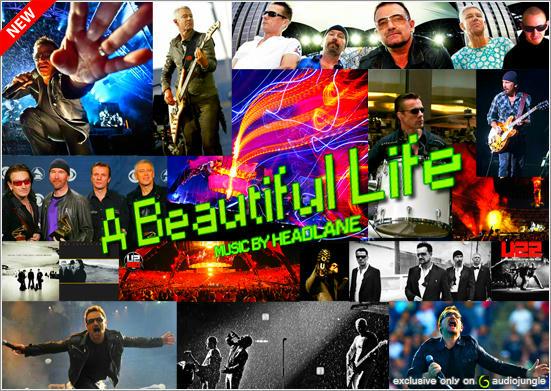 beautiful life, a beautiful life, new beautiful life, audiojungle
