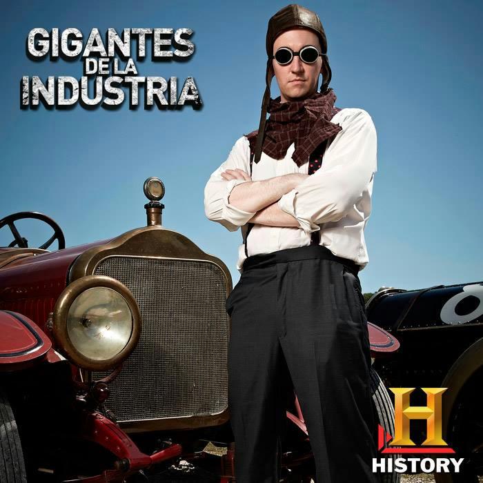 - Gigantes de la Industria [SE01E04] [BrRip] [MKV] [MEGA] -