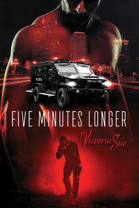Victoria Sue - Five Minutes Longer Cover L