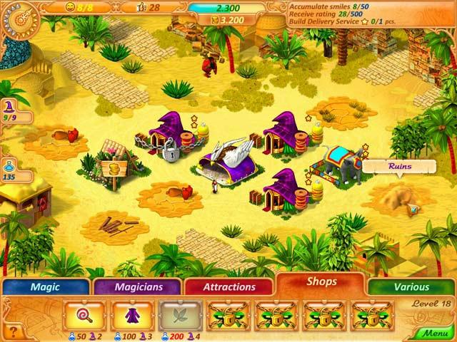 Abigail and The Kingdom of Fairs ภาพตัวอย่าง 01