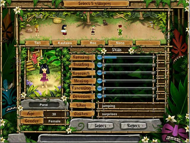 Virtual Villagers - New Believers ภาพตัวอย่าง 02