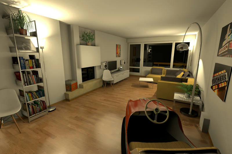 Sweet Home 3D Forum  View Thread  Reality Che