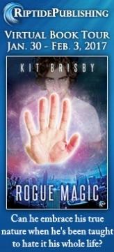 Kit Brisby - Rogue Magic Badge