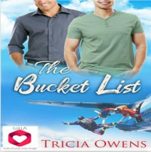 Tricia Owens - The Bucket List Square