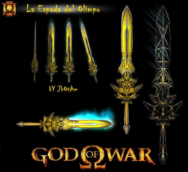 La Espada del Olimpo _ GOW_Por Jhotam Nn38qbz3tcedbsdfg
