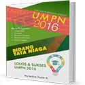 Buku Pendekar UMPN 2016 - Tataniaga