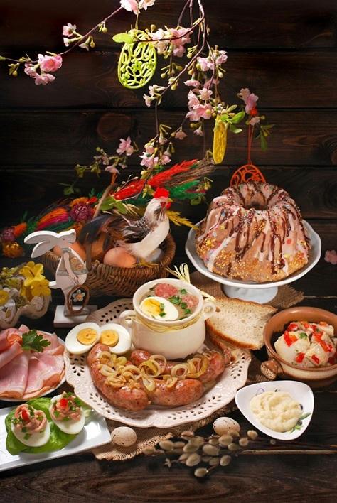 K.A. Merikan - I Love You More Than Pierogi - Easter Food