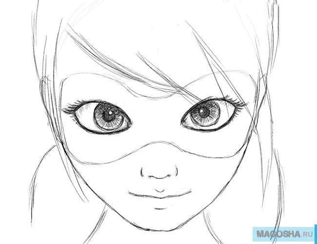 картинки для срисовки мультяшные герои
