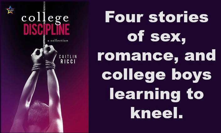 Caitlin Ricci - College Discipline Teaser