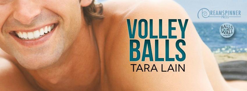 Tara Lain - Volley Balls Banner