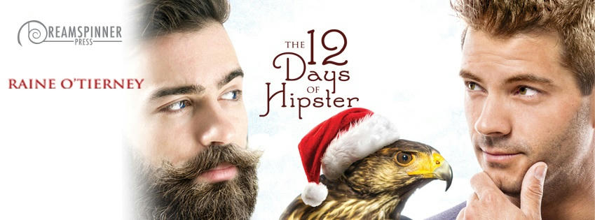 Raine O'Tierney - The 12 Days of Hipster Banner