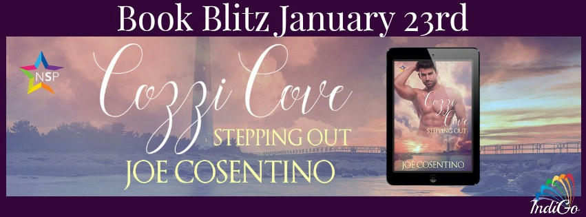Joe Cosentino - Stepping Out RB Banner