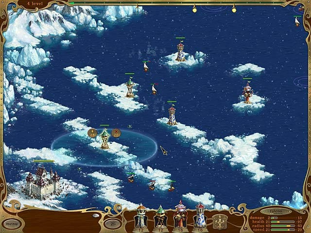 Island Defense ScreenShot03