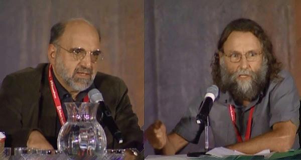 Abdolkarim Soroush & Andrew Rippin