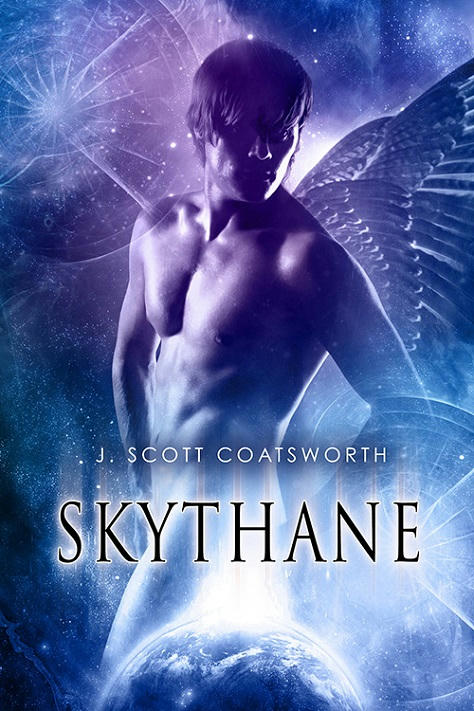J. Scott Coatsworth - Skythane Cover