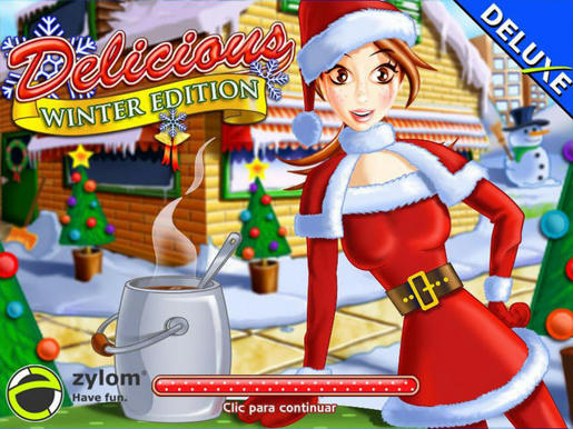 Delicious - Winter Edition ภาพตัวอย่าง 01