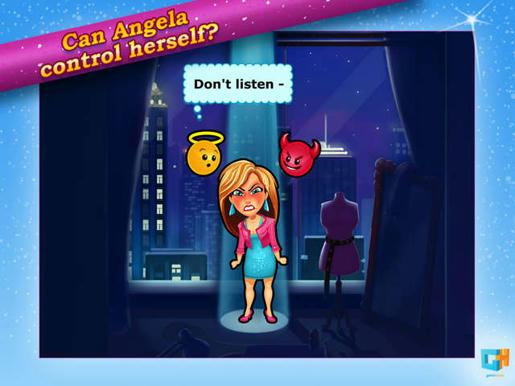 Angela's Sweet Revenge ภาพตัวอย่าง 03