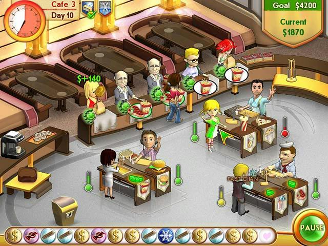 Amelie's Cafe ภาพตัวอย่าง ๒