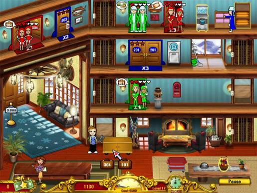 Hotel Dash - Suite Success ภาพตัวอย่าง 02