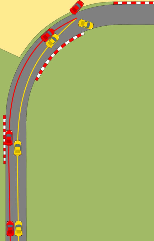 Conduite côte à côte / Side by side driving Eziy3g3x6l1sywp6g