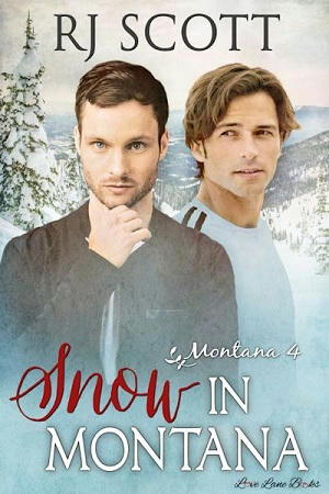 R.J. Scott - Snow In Montana Cover s