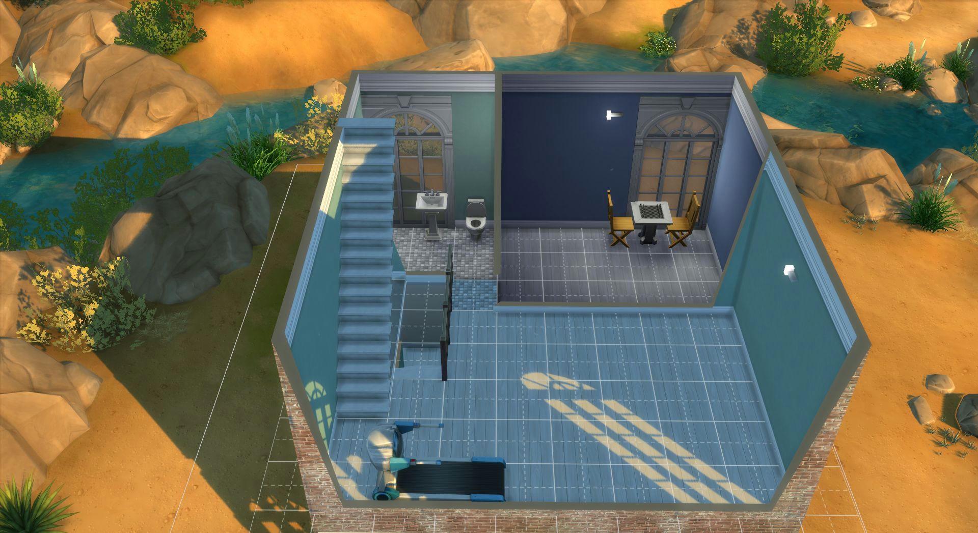 Apocalypse Challenge Build Agave Abode