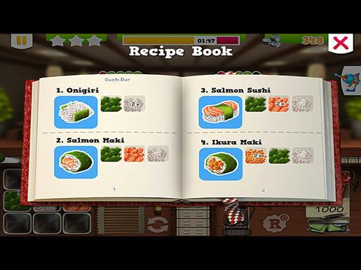 Youda Sushi Chef 2 ภาพตัวอย่าง 02