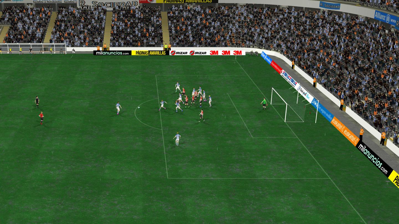 Газон Fifa 10