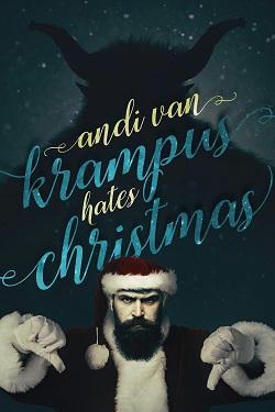 Andi Van - Krampus Hates Christmas Cover s