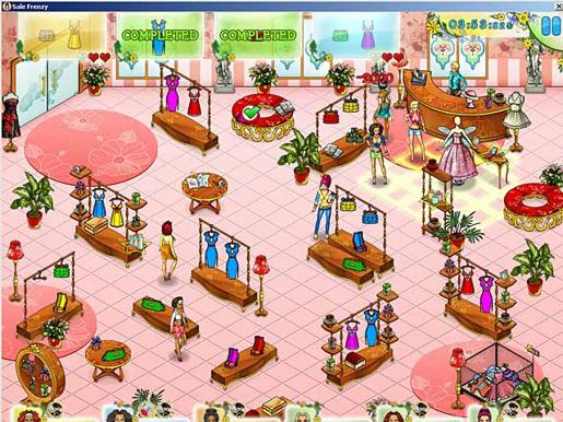 Sale Frenzy ภาพตัวอย่าง 02