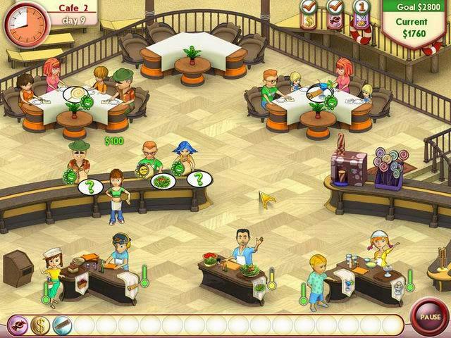 Amelie's Cafe - Summer Time ภาพตัวอย่าง 02