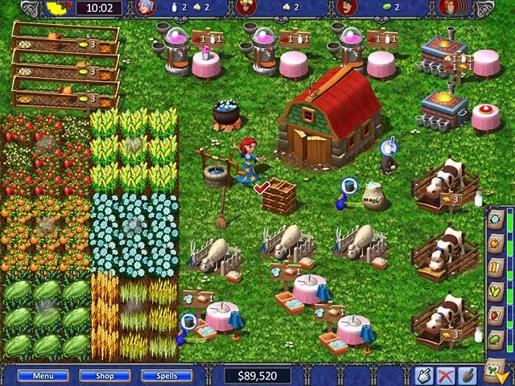 Fantastic Farm ภาพตัวอย่าง 01