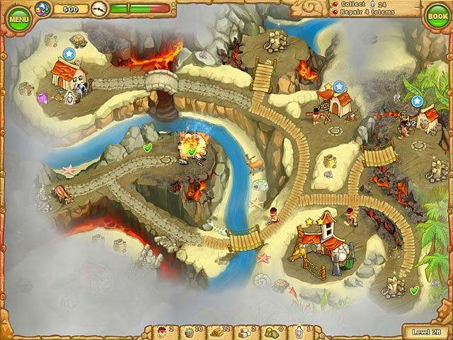 Island Tribe 2 ภาพตัวอย่าง 02