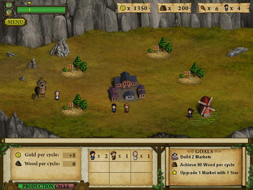 Forgotten Lands - First Colony ภาพตัวอย่าง 03