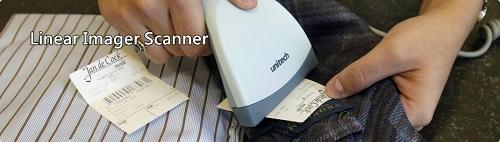 เครื่องอ่านบาร์โค้ด Barcode Scanner