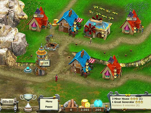 Age of Adventure - Playing the Hero ภาพตัวอย่าง 01