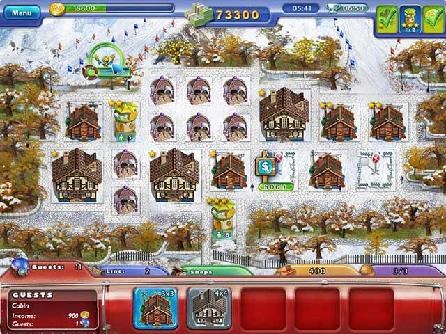 Ski Resort Mogul ScreenShot02
