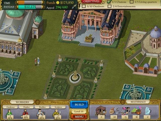 The Palace Builder ภาพตัวอย่าง 02