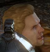 Cullen's look of disbelief